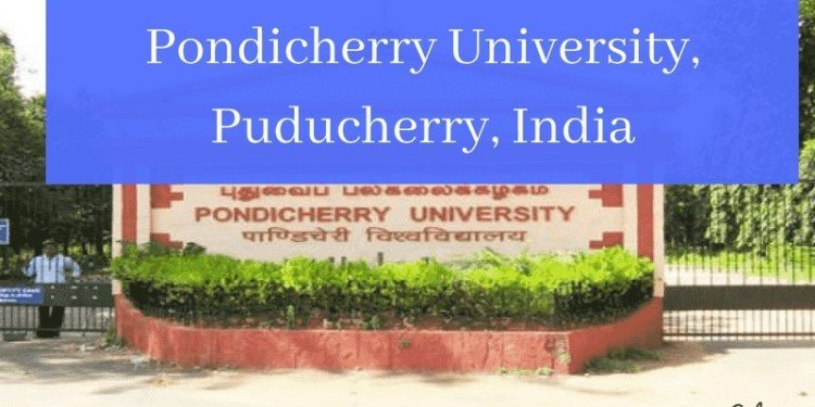 Pondicherry University Time Table 2019 (Released) – AglaSem