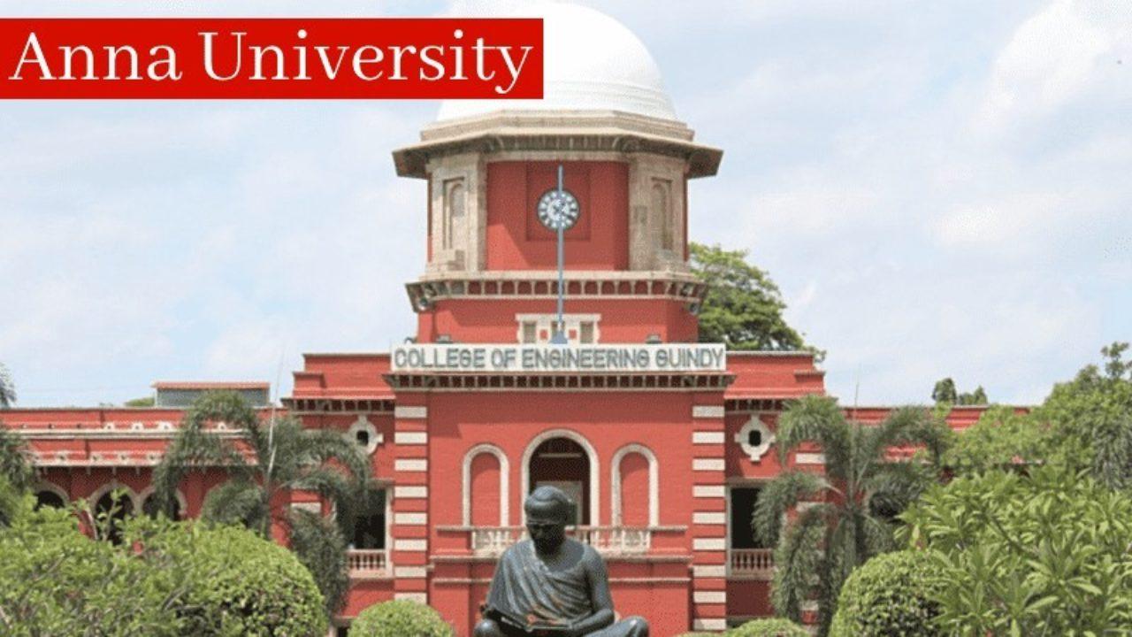 Pdf timetable anna university