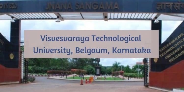 VTU Time Table 2019 (Released) | Visvesvaraya Technological
