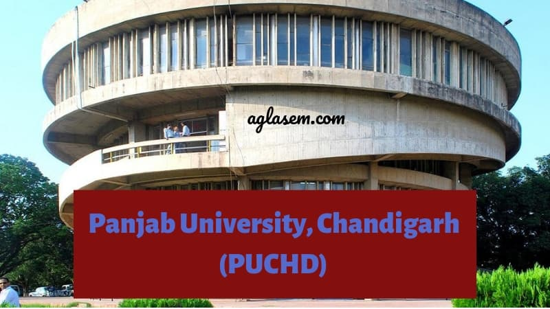 PUCHD Date Sheet 2019 (Released) – PU Time Table | Panjab University