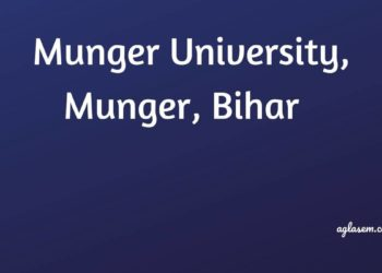 Munger-University-Aglasem