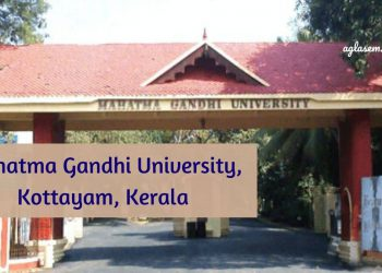 MGU-Kottayam-Kerala