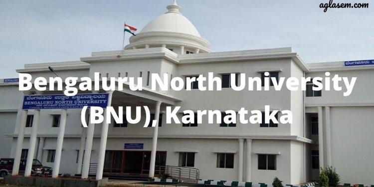 Bengaluru North university