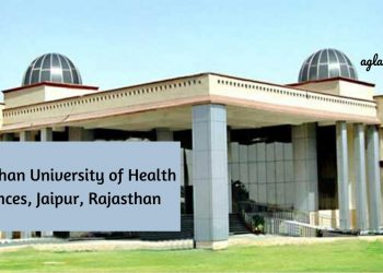 Rajasthan University of Health university , Jaipur, rajasthan