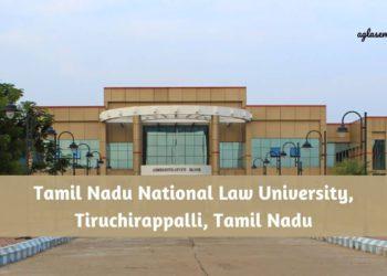 Tamil Nadu National Law University